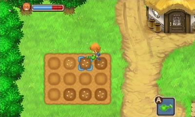 Harvest Moon: Tale of Two Cities Screenshot