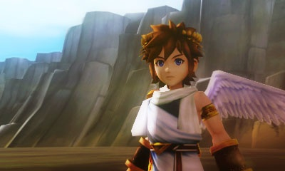 Kid Icarus Uprising Screenshot